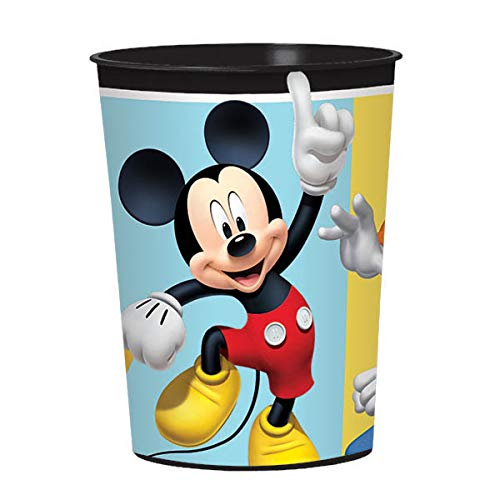 Mickey Mouse Clubhouse 16-Ounce Plastic Party Cup, Party Supplies]()