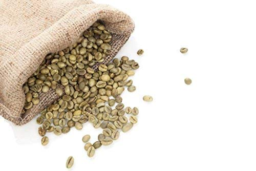 5 lbs PNG Green (unroasted) Coffee Beans, Papua New Guinea Unroasted Coffee, fair trade, eco friendly Micro Lot