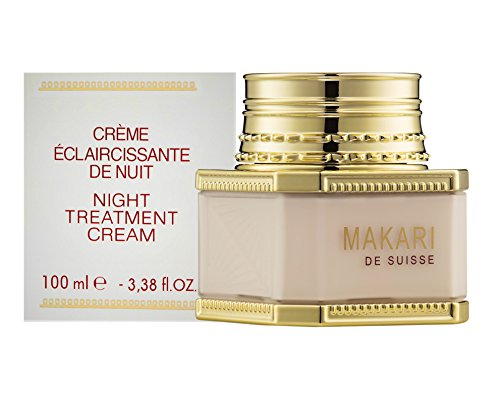 Makari Classic Night Treatment Moisturizing & Lightening FACE CREAM 3.38 fl.oz