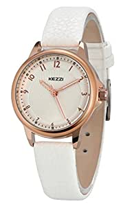 Dovoda watches for women quartz casual dress watch rose gold small face white for Dovoda watches