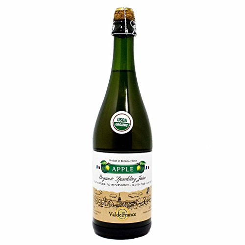 The 1 best sparkling apple juice val de france 2019
