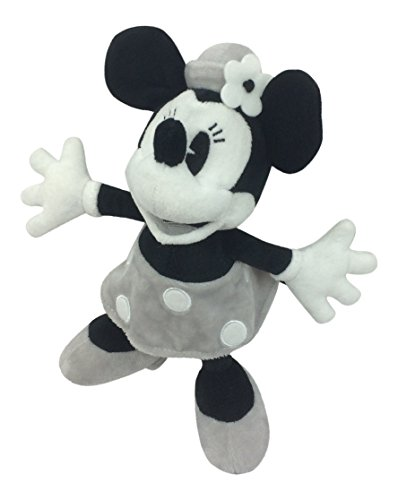 White Mouse Plush - 4
