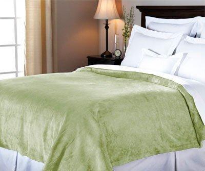 sunbeam electric blanket velvet - 1