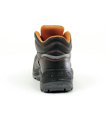 Chaussures de sécurité S3 SRC Enduro montantes Würth MODYF noires