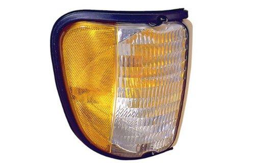 350 Eagle (Eagle Eyes FR113-U000R Ford Passenger Side Park/Side Marker Lamp Lens and Housing)
