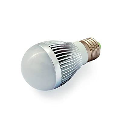 RioRand E27 5w 12v Energy Saving High,Power Bright White LED Light Lamp Bulb