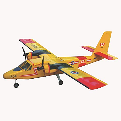 VMAR DHC-6 Twin Otter 62 inches Electric Plane Kit ARF