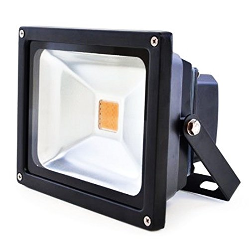 50w Led Security Light: LEDMO 50W LED Flood Lights, Waterproof IP65, Warm White