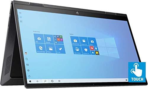 2020 Newest HP Envy X360 Business 2 in 1 Laptop, 15.6 inch FHD IPS Touchscreen, AMD Hexa-Core Ryzen 5 4500U (Beats i7-8550U), Backlit Alexa FP Win 10 +CUE Accessories (8GB RAM I 256GB PCIe SSD)