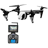 RC Quadcopter Drone With 2MP Camera,WLtoys Q333A Headless Mode 5.8G 4CH 6 Axis RC Helicoptor