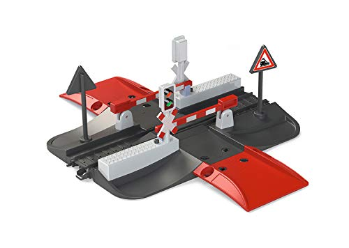 Märklin 72215 My World Railroad Crossing with Light and Sound Function Multi (Marklin Parts)