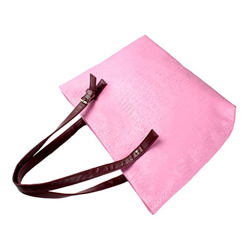 al Rosa hombro Bolso para Rosa rosa Faraw mujer 182458MO0F2 qd5TYwnEx
