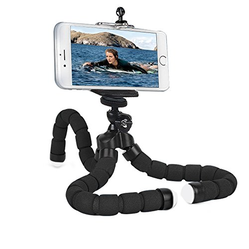 Octopus Portable Adjustable Tripod Cellphone