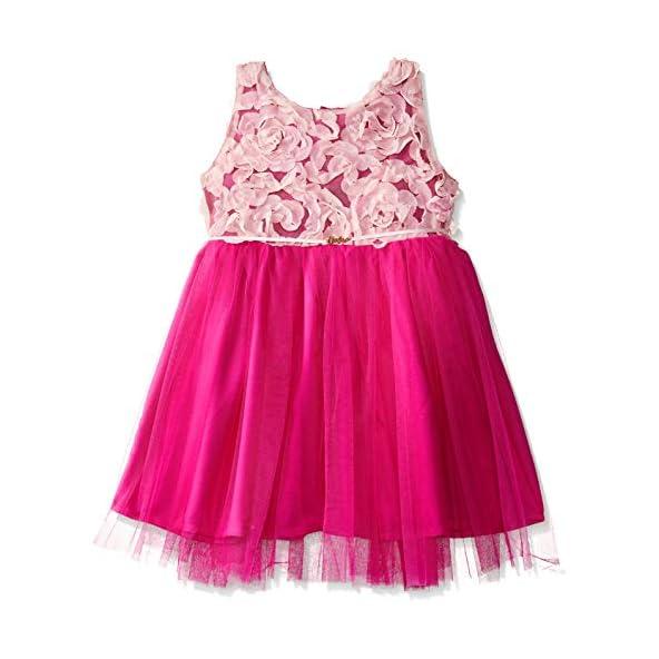 Barbie by Many Frocks & Baby Girls' Mini Dress