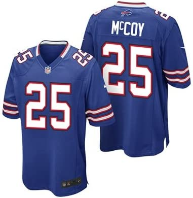 Buffalo Bills Home Game Jersey - LeSean McCoy: Amazon.co.uk ...