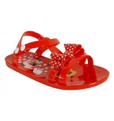Sandalen für Mädchen DISNEY 2301-1108 ROJO