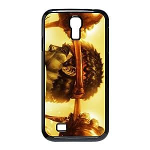 ryu street fighter Samsung Galaxy S4 9500 Cell Phone Case Blackpxf005-3736010
