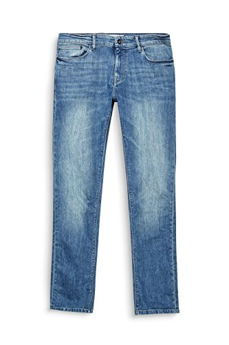 903 Straight Blu blue Esprit Light Uomo Jeans Wash xvqwHOca0T