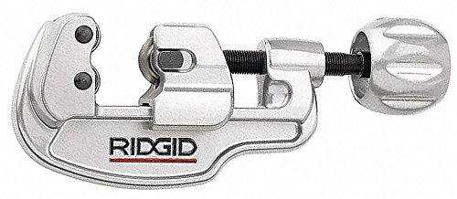 RIDGID 29963 Model 35S Stainless Steel Tubing Cutter, 1/4-inch to 1-3/8-inch Tube Cutter