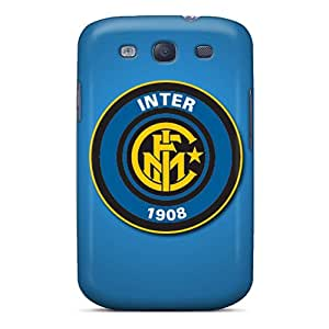 New Fc Internazionale Tpu Skin Case Compatible With Galaxy S3