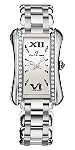 Carl F. Bucherer Alacria Queen Stainless Steel & Diamond Womens Watch 00.10701.08.15.31