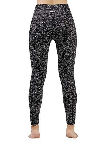 c34adff0fcb08 ... ODODOS High Waist Out Pocket Yoga Pants Tummy Control Workout Running 4  Way Stretch Yoga Leggings ...