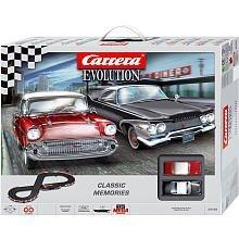 carrera evolution classic memories slot car. Black Bedroom Furniture Sets. Home Design Ideas