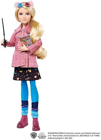 HARRY POTTER- Luna Lovegood Muñeca Personaje, Multicolor ...
