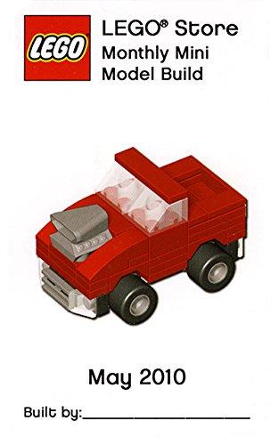 Amazon Lego Hot Rod Truck Mini Build Parts Instructions Kit