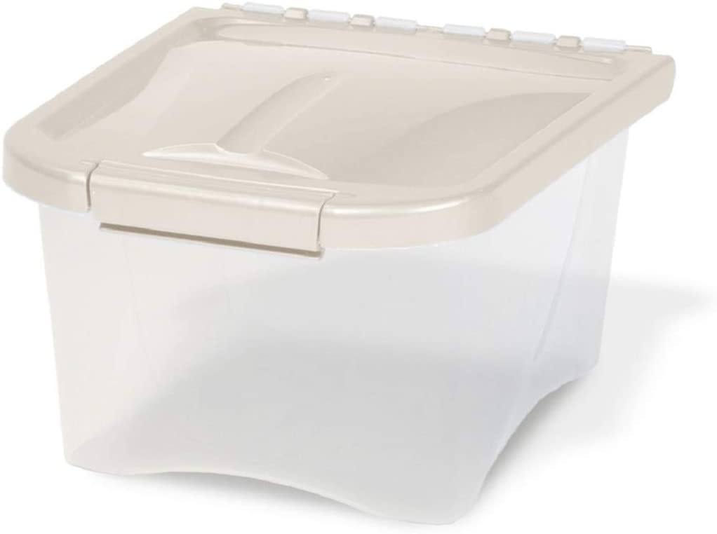 Van Ness 5-Pound Food Container with Fresh-Tite Seal (FC5)