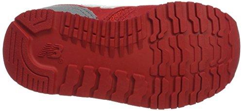 New Balance Unisex Baby 420v1 Sneaker Rot (Red/Grey)
