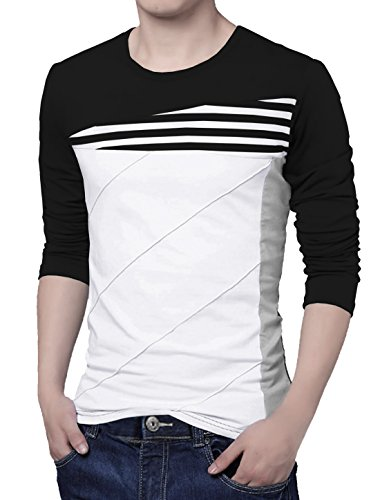 uxcell Allegra Striped Pullover T shirt
