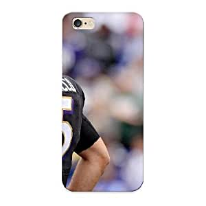 New Fashionable Inthebeauty FLOdyj-730-rWLeW Cover Case Specially Made For Iphone 6 Plus(joe Flaccos Agent Baltimore Ravens)