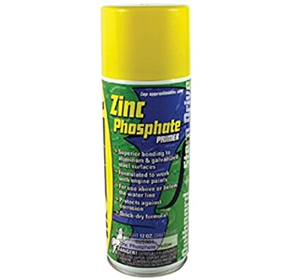 Amazon com: Moeller Marine Products Primer Zinc Phosphate Yellow