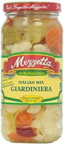 Mezzetta Italian Mix Giardiniera - 16 oz
