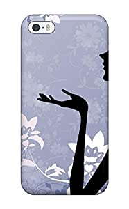 Hot Tpye Vector Case Cover For Iphone 5/5s