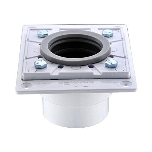 BAI 0584 PVC Membrane Connector For Linear Shower Drains (Flange)