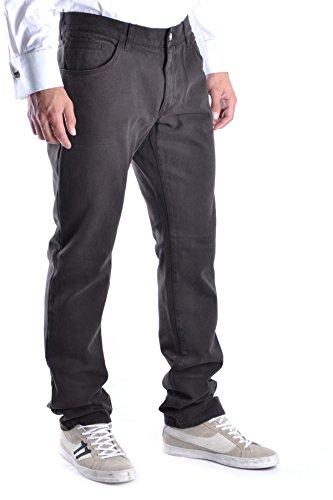 Dolce E Gabbana Pantaloni Uomo MCBI099224O Cotone Marrone