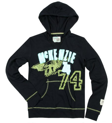 MC Kenzie Women Sweater Black MCK001