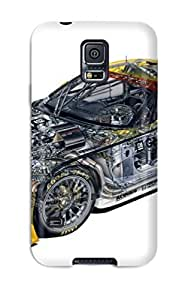 Durable Vehicles Car Back Case/cover For Galaxy S5 by mcsharks