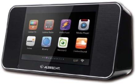 Albrecht DR 870 HD-TV Internet- Radio- TV: Amazon.es: Electrónica
