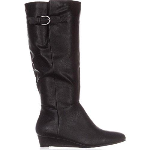 Geschlossener Co Zeh amp; Frauen Style Stiefel Rainne Black Fashion wCSaIXq