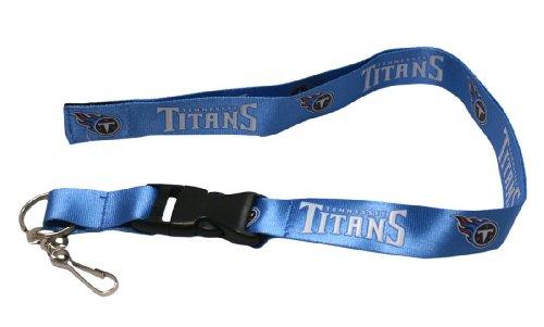 Caseys Distribution 5717516800 Tennessee Titans Breakaway Lanyard avec porte-cl-s
