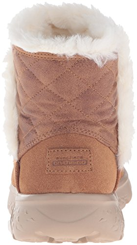On Marrón Braun Botines the Para Mujer nbsp;cozies Skechers go csnt 400 a8qnPdngw
