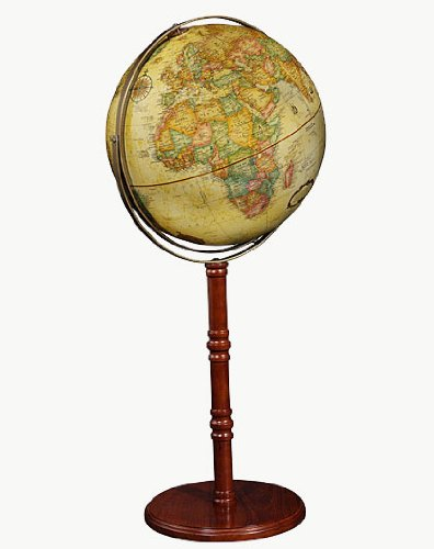 (Replogle Globes Commander II Antique )