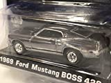 1969 Ford Mustang Boss 429 Chrome Gray Edition John