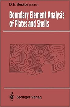 Book Boundary Element Analysis of Plates and Shells (Springer Series in Computational Mechanics) (1991-01-01)