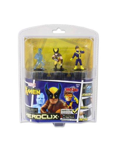 Marvel Wolverine HeroClix TabApp 3 Pack