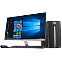 2018 Newest HP Pavilion Premium Flagship Desktop Computer with 27 Inch 1080P FHD Monitor (Intel Quad-Core i5-7400 up to 3.50Ghz, 16GB RAM, 2TB HDD + 16GB Intel Optane Memory, Intel HD 630, Windows 10)