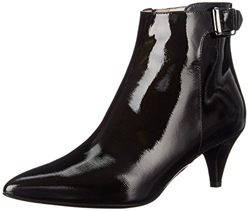 Aquatalia Women's Sabina Boot, Black Patent, 5.5 M US